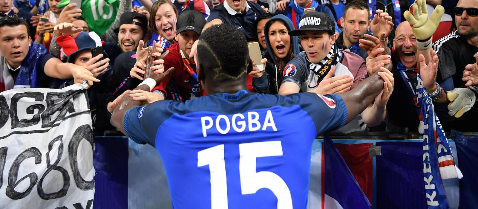Paul Pogba to Man United: Done deal but announcement is next week