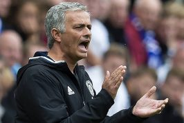 Jose Mourinho insists he's delighted with Manchester United after Wigan victory