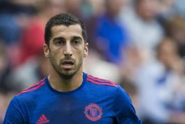 Henrikh Mkhitaryan: Manchester United debut was a great feeling