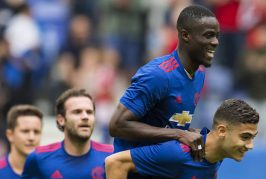 Eric Bailly: Manchester United debut felt very good