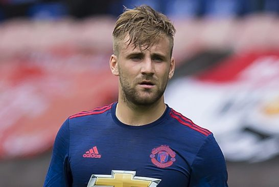 Luke Shaw explains how Eric Bailly's injury has effected Manchester United