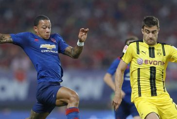 Video: Memphis Depay scores his first goal for Lyon