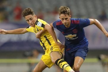 Adnan Januzaj returns to Manchester for training amid speculation of Real Sociedad move