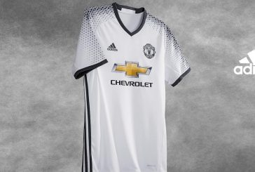 Manchester United release new 2016/17 third kit