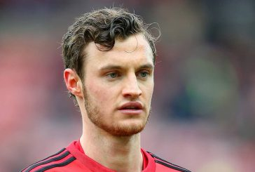 Will Keane sends farewell message to Manchester United fans