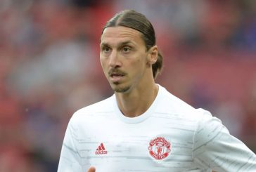 Picture Gallery: Zlatan Ibrahimovic's debut at Old Trafford for Manchester United