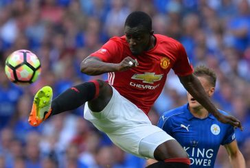 Eric Bailly sends a message to fans after his return from injury