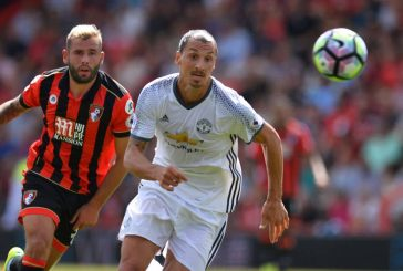 Bournemouth 1-3 Manchester United: Player Ratings