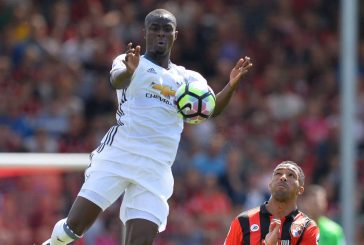 Photos: Eric Bailly in Manchester United training for Hull City