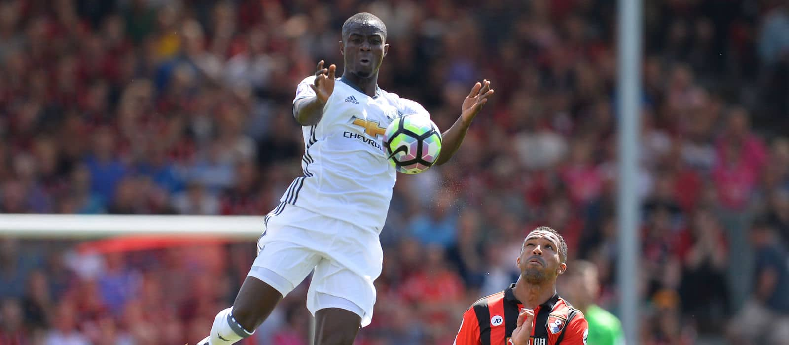 Jose Mourinho impressed with Eric Bailly performance against Bournemouth