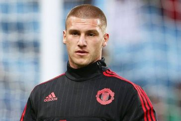 Done deal: Manchester United confirm Sam Johnstone has joined West Brom