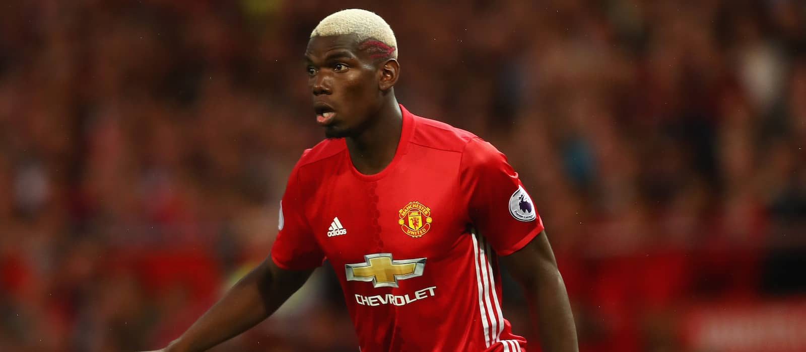 Who is Paul Pogba's perfect midfield partner at Manchester United?