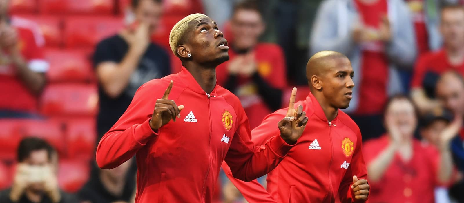 Paul Pogba gives his verdict on his Premier League debut with Manchester United