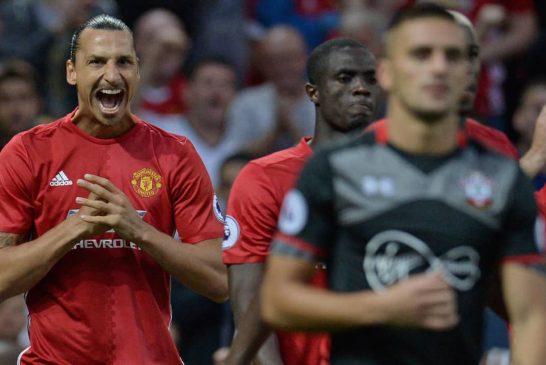 Luke Shaw praises Zlatan Ibrahimovic's incredible presence at Manchester United