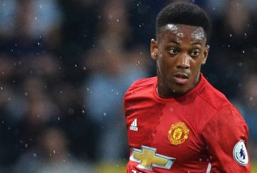 Man United confirm why Martial and Schniederlin missed the Liverpool clash
