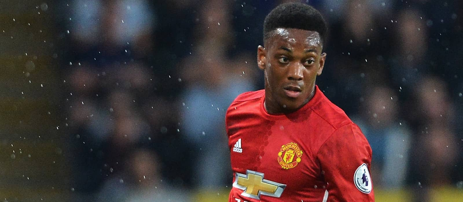 Didier Deschamps: Anthony Martial is a different player from the exhausted one at Euro 2016