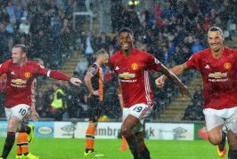 Marcus Rashford included in BBC Team of the Week after Hull City winner