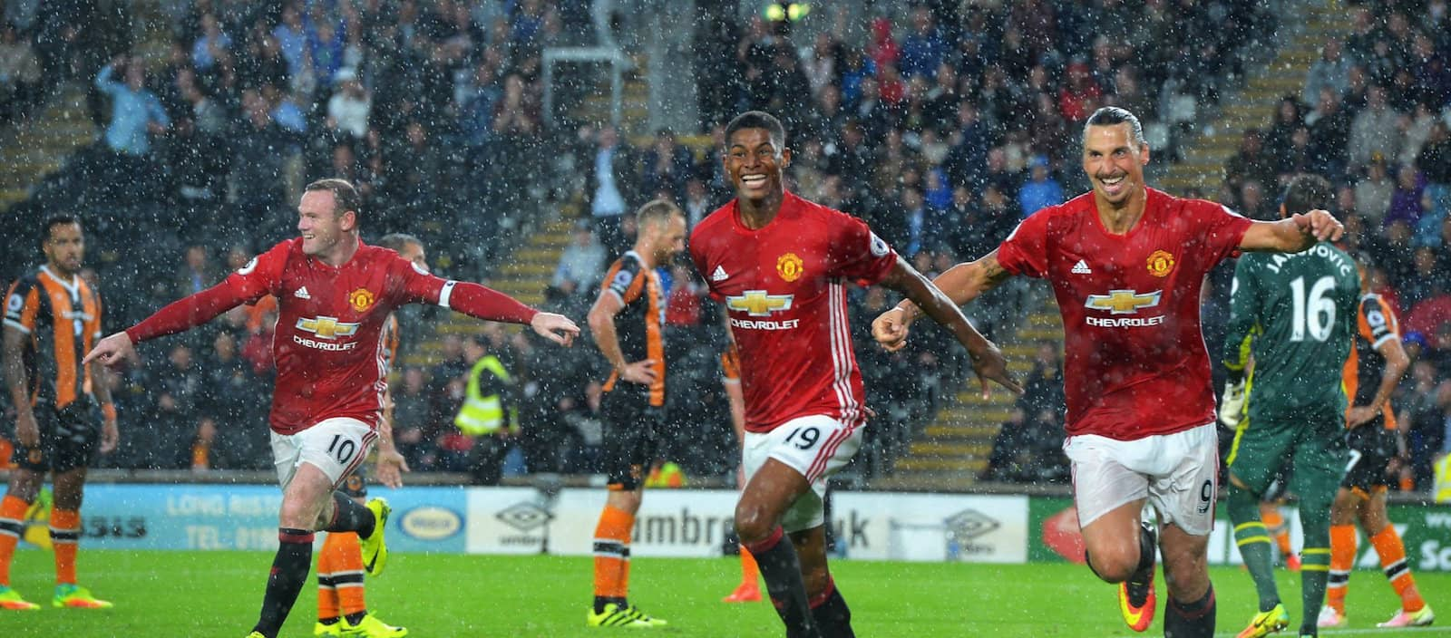 Image result for rashford goal v hull