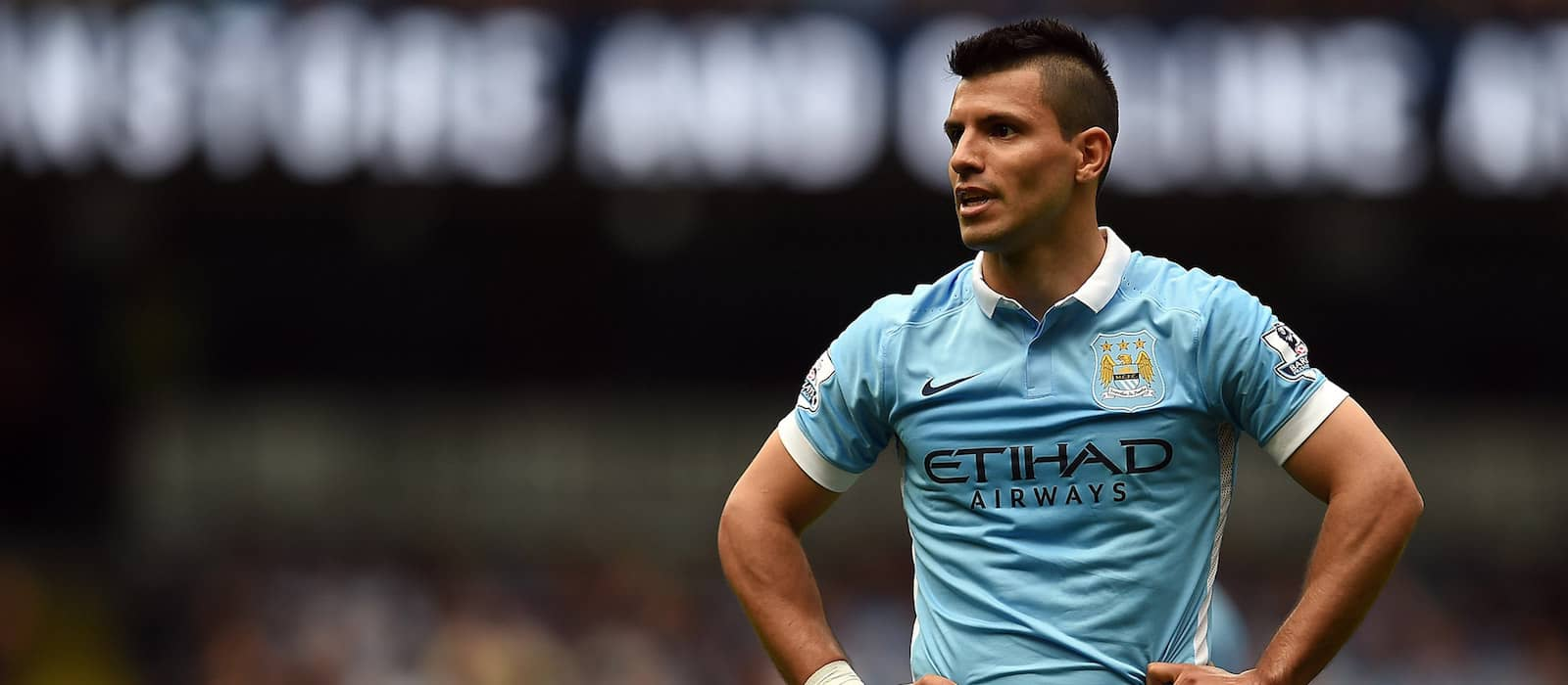 Sergio Aguero not interested in a move to Manchester United – report
