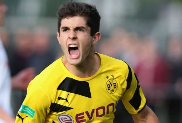 From Germany: Manchester United enter race to sign Borussia Dortmund winger Christian Pulisic