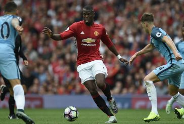 Jamie Carragher criticises Paul Pogba for undisciplined Manchester derby performance