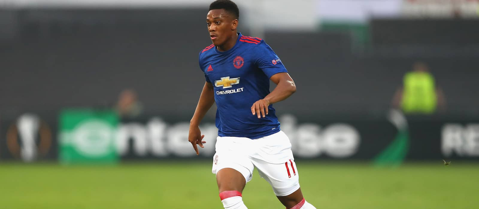Jose Mourinho 'doesn't know' when Anthony Martial will return to pre-season training
