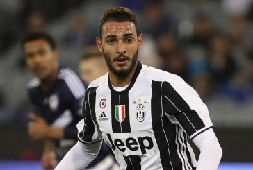 Juventus' Grigoris Kastanos links with Manchester United rubbished by agent