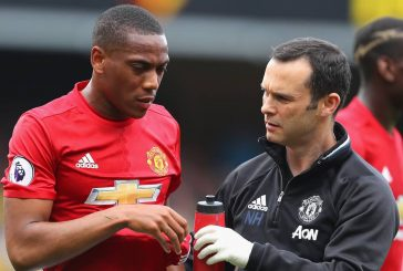 Jose Mourinho confirms Anthony Martial is available against Zorya Luhansk