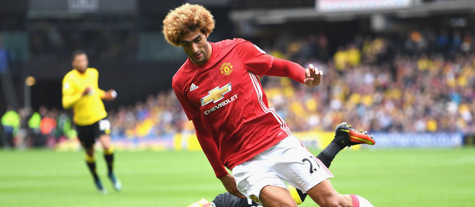 Image result for fellaini 2016-17