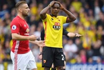 Jose Mourinho criticises Luke Shaw for poor decisions against Watford