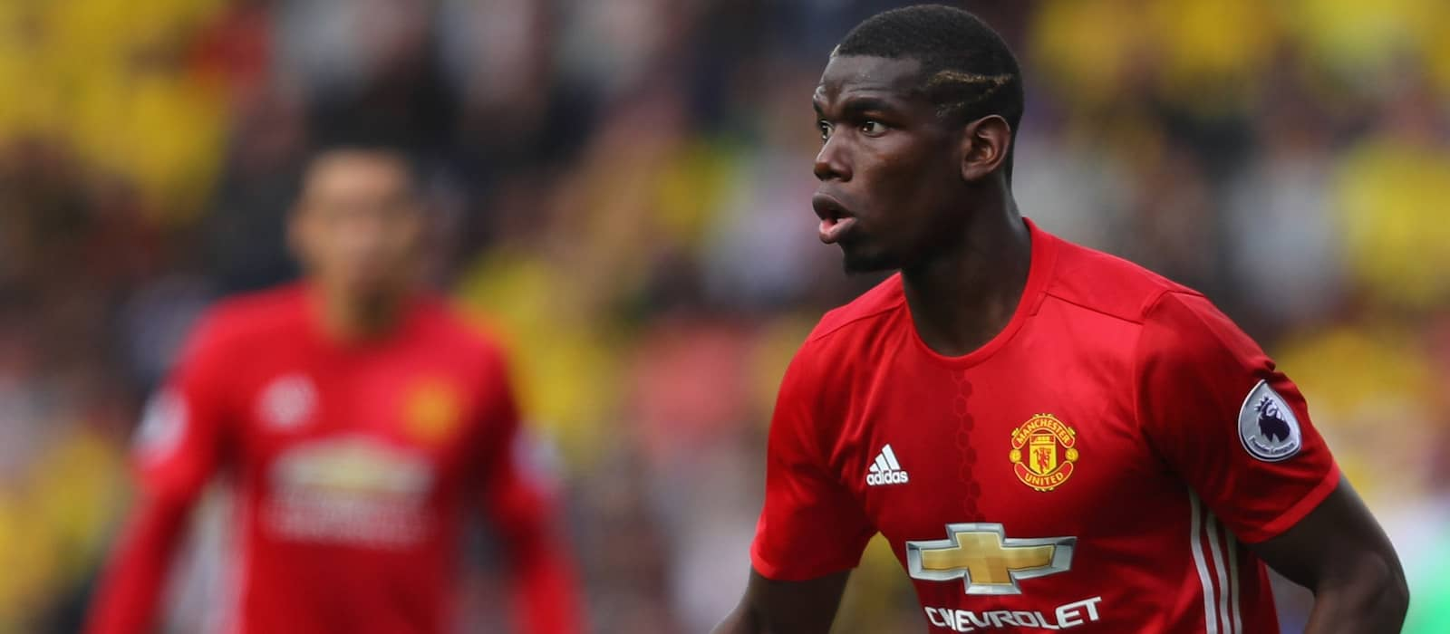 Luis Nani backs Paul Pogba to succeed at Manchester United