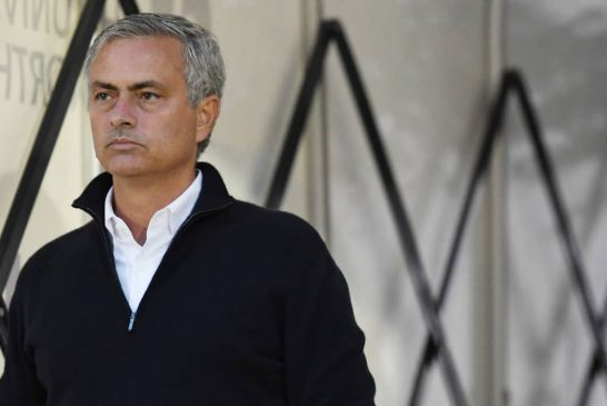 Jose Mourinho reveals why he had to change his Man United team against FC Zorya