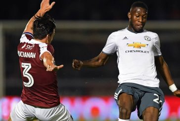 Video: Timothy Fosu-Mensah training hard on his own accord ahead of pre-season