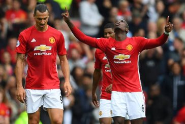 Gary Neville reacts to Man United's brilliant victory over Leicester City
