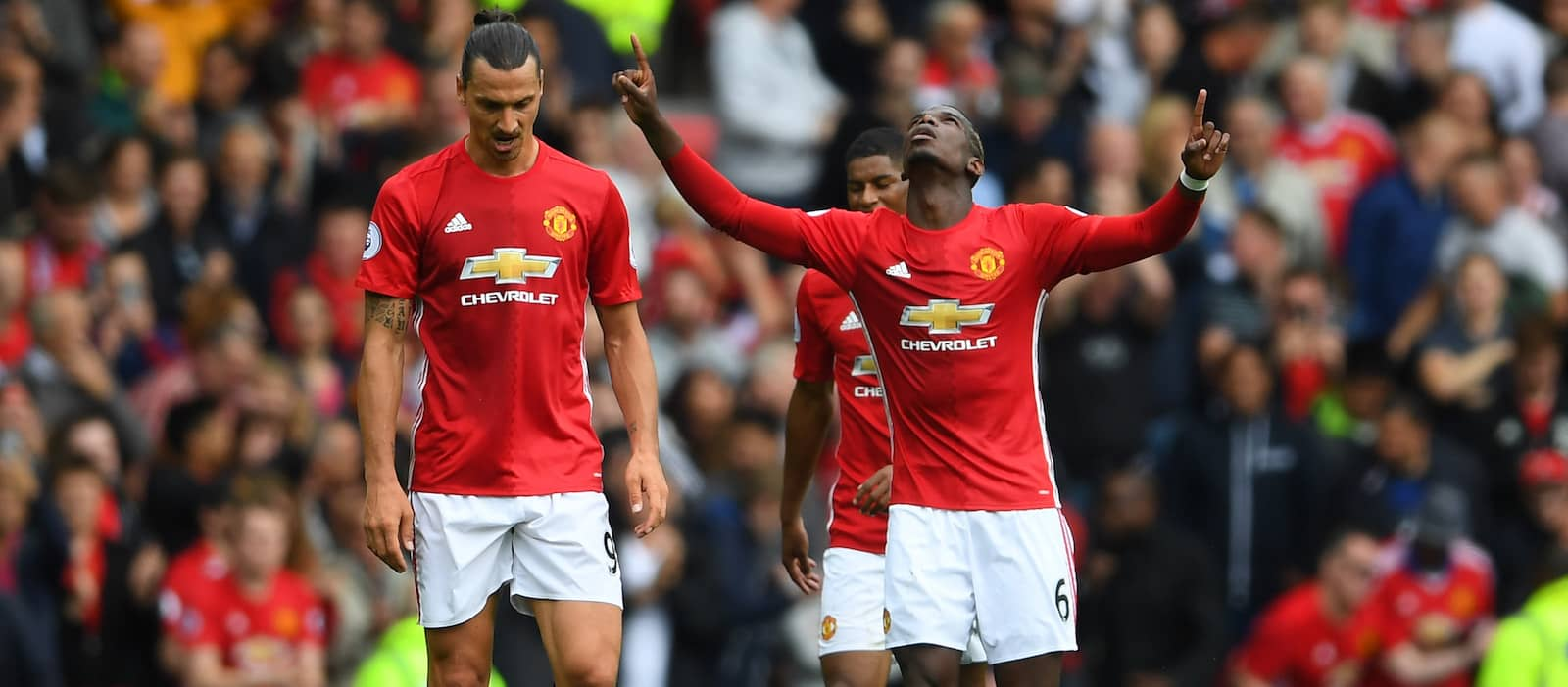 Manchester United 4 1 Leicester City Player Ratings