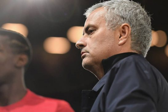 Picture: Jose Mourinho shows his commitment to youth at Manchester United