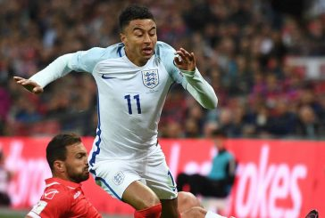 Video: Manchester United's Jesse Lingard scores a beauty for England