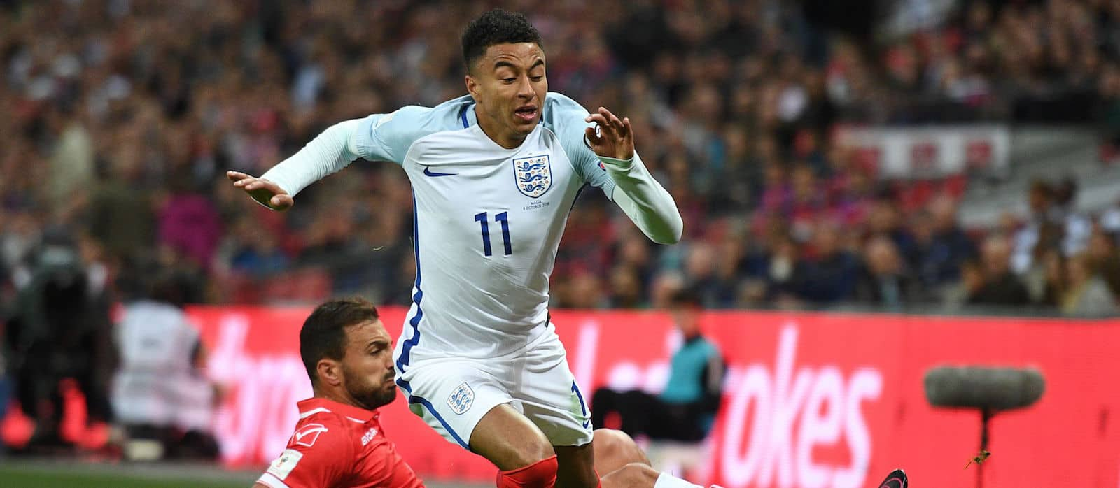 Manchester United fans react to Jesse Lingard's performance against Spain