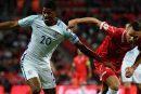 Video: Marcus Rashford goal, England 2-1 Slovakia
