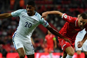 Marcus Rashford: I'd like to play up top with Tottenham's Harry Kane