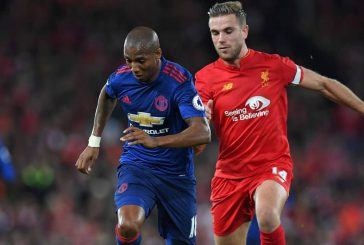 Jose Mourinho explains his decision to start Ashley Young against Liverpool