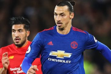 Zlatan Ibrahimovic sends a message to Jose Mourinho ahead of Manchester United return