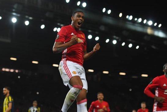 Anthony Martial must show more fight to further his Man United career