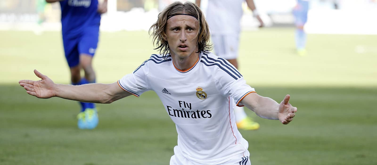 Jose Mourinho speaks effusively about Croatia midfielders Luka Modric and Ivan Rakitic