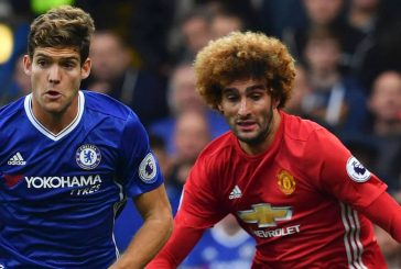 Man United fans disappointed with Marouane Fellaini's performance against Chelsea