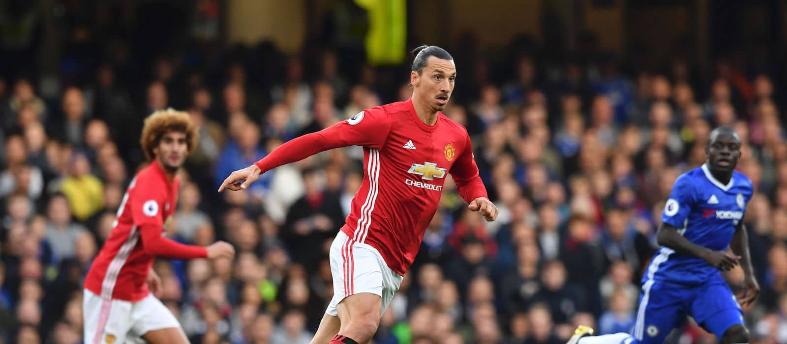 Gordon McQueen: Zlatan Ibrahimovic is not good enough to play at Manchester United
