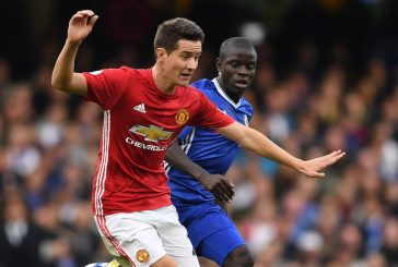 Ander Herrera sends thank you to Gary Neville for helping him at Manchester United