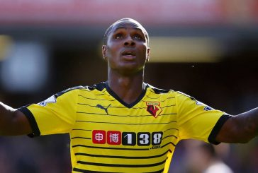 Agent confirms Manchester United interest in Watford's Odion Ighalo