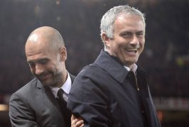 Jose Mourinho hails incredible Manchester United fans after Manchester City victory