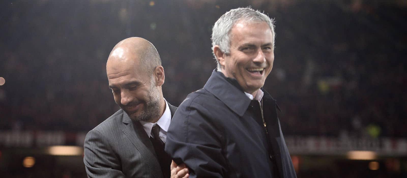 Pep Guardiola defends Jose Mourinho over Manchester United form